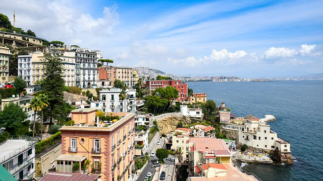 Numerous people tell that things get more unusual the further south you move into Italy and Naples, south of Rome, is a great place to experience yourself if that is true.