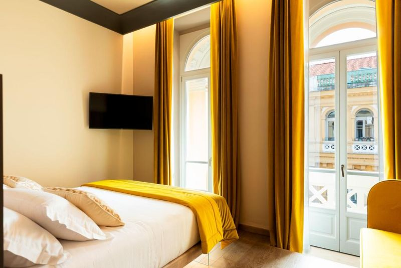 Popular points of interest near Amadomus Luxury Suites include Museo Cappella Sansevero, Maschio Angioino and San Carlo Theater.