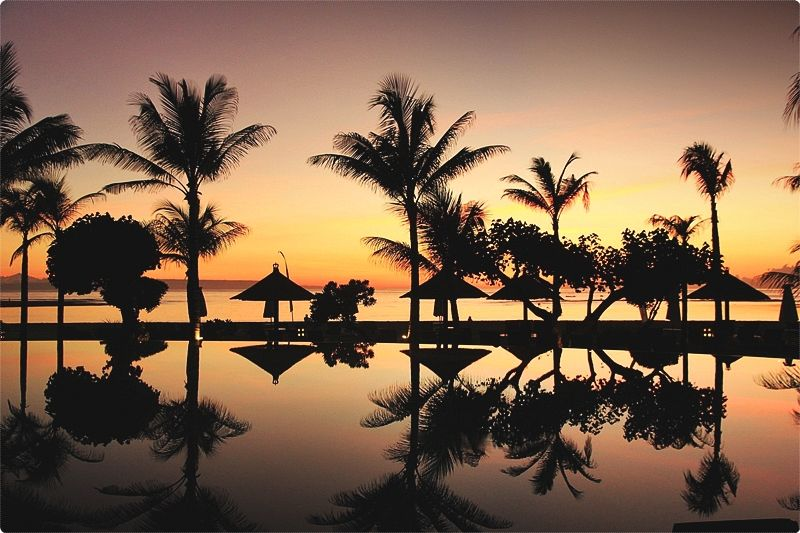 Bali is a 30 hour flight from New York. Bali is a marvelous region with an arrangement of fun filled activities to choose from. It is the main tourist area of Indonesia.