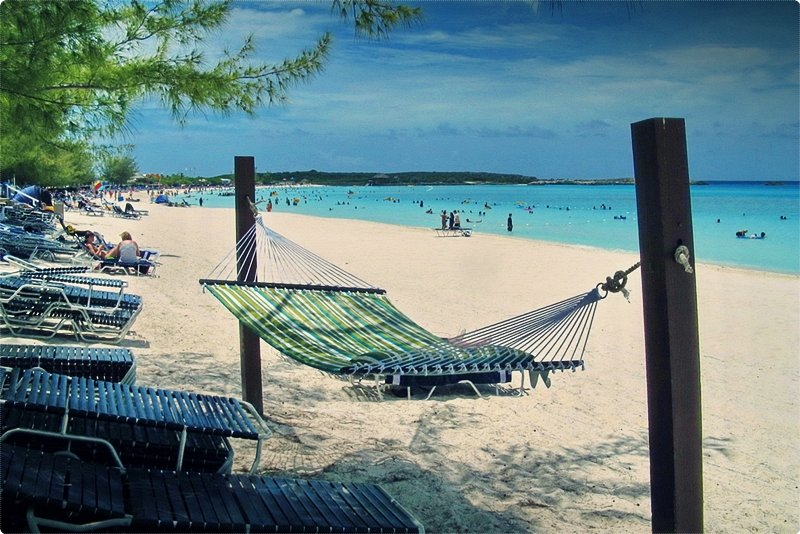 San Salvador Island is the perfect vacation destination for people who enjoy spending time with each other. Quiet and secluded, far from the hustle and bustle of the tourist industries, this is an excellent place for families, newlyweds and second or third honeymoons.